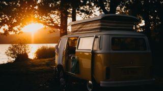 アメリカ横断キャンピングカー旅